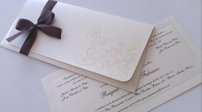 Convite De Casamento Vários Modelos